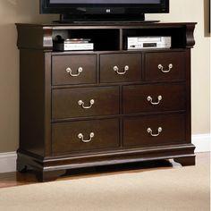 Media Dresser For Bedroom   Home Furniture Design