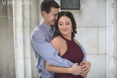 Kendra and Nic Engagement | Evansville Indiana Wedding Photographer — Alisha Sims Photography