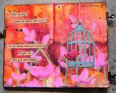 papillon sur la branche: Journal on Monday: week 49