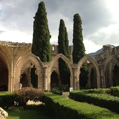 """See 3402 photos from 28342 visitors about scenic views, historic sites, and concerts. """"Prepare your smartphones because this monastery looks like a. South Cyprus, Akrotiri And Dhekelia, Cyprus Island, Cyprus Greece, Paphos, Gothic Architecture, Kirchen, Historical Sites, Continents"""