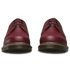 c5e1f9403c3 Dr Martens Unisex 1461 Oxblood (Vintage Made In England Range) Leather Shoes  Dm Boots