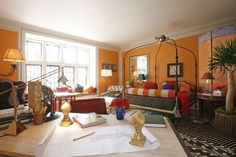 Spring 2012 Color Trends - Tangerine Tango — Style Estate