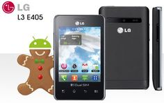 LG Optimus L3 Dual E405 Full Phone Specification, Review and Price