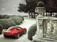 Alfa Romeo Disco Volante by Touring (2013)