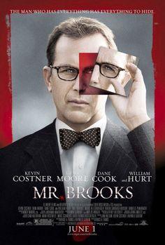 Mr. Brooks - 2007 - BRRip Film Afis Movie Poster