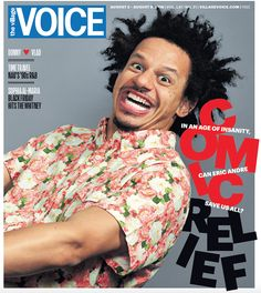 Blood, Trump, & Ranch Dressing: Can Eric Andre's Comedy Save the World? Eric Andre, Ranch Dressing, The Voice, Peeps, Bae, Comedy, Blood, Daddy, Angels