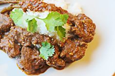 Life at the Chateau Whitman - A couple of young punks with a blog: Recipe: Crock pot beef vindaloo