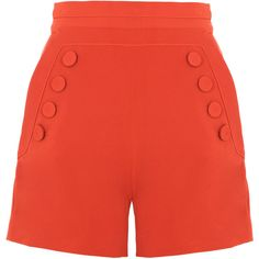 Designer Clothes, Shoes & Bags for Women High Rise Shorts, High Waisted Shorts, Finders Keepers, Zipper, Short Shorts, Shoe Bag, Swimwear, Outfits, Shopping