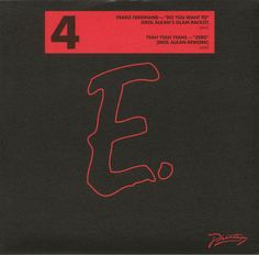 Erol Alkan | Franz Ferdinand | Yeah Yeah Yeahs - Reworks Volume 1 Part 4 (Phantasy Sound) #music #vinyl #musiconvinyl #soundshelter #recordstore #vinylrecords #dj #Techno