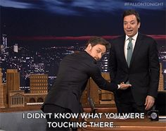 The Tonight Show Starring Jimmy Fallon • Jimmy and James McAvoy compare their fashion...