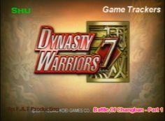 Game Trackers : Dynasty Warriors 7- Battle of Changban - Part 1 (shu)  Dragon goes into the Shu story to play the Battle of Changban as Zhao Yun.  an, f.a.t, production, justin, meyers, dragon, game, trackers, dynasty, warriors, 7, china, volume, 2, shu, liu, bei, battle, changban, part, 1, videogame, zhao, yun, zhang, fei, adou, cao, hong, yi, ji, run, long, he, captian, playstation, xbox, 360, 3, three, kingdoms, era, son, save, story