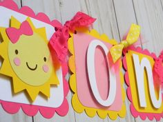 You Are My Sunshine High Chair Banner, Sunshine Mini Banner, Sunshine Party Decorations, Sunshine First Birthday, Sunshine Party Decorations by sweetheartpartyshop on Etsy https://www.etsy.com/listing/529599034/you-are-my-sunshine-high-chair-banner