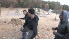 "An epic fight between ""Joshua Brogan,"" Tae Kwon Do Black Belt, versus two gang members at one time."