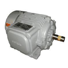 Motor bifásico Siemens 5 HP alta uso general.