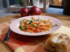 Cavatelli alla Vodka recipe from Jeff Mauro via Food Network