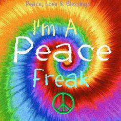 ☮ Make Peace! Hippie Peace, Happy Hippie, Hippie Love, Hippie Art, Hippie Style, Hippie Chick, Peace Love Happiness, Make Peace, Peace And Love