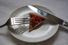 """Handmade felt brooch """"Pizza"""""""