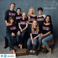 #Repost @people with @repostapp. ・・・ #DerekHough, #JulianneHough, #ChitaRivera, #PaulaAbdul, #VanessaHudgens are teaming up with nonprofit organization I'm a Dancer Against Cancer, which provides financial support to dance educators, dancers and parents impacted by cancer. To read more about #ImADancerAgainstCancer, click the link in our bio! | : Stephen Busken