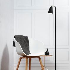 Nordlux Nexus 10 LED Floor Lamp - Black