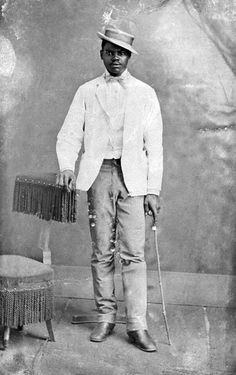 """From Tallahassee - Early 1900s  """"The Black skin is not a badge of shame, but rather a glorious symbol of national greatness."""" —Marcus Garvey"""