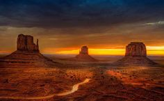 Monument Valley,Utah