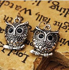 Fashion owl earring, cheap fashion earring ,shop at www.costwe.com