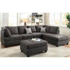Au0026J Homes Studio Naomi Sectional