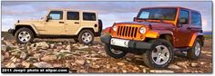 I have a thing for Jeeps...I will have one some day!