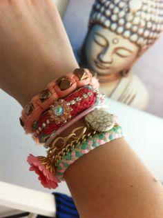 Happy customer Ilona met Embrace Bijoux armcandy <3 #armcandy #bracelet #ss14