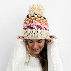 Knit Crochet, Crochet Hats, Yarn Inspiration, Knit Picks, Free Knitting, Knitting Machine, Knitting Accessories, Knit Beanie, Knitted Hats