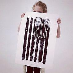 Our rock poster!  #rock #poster #print #homedecor #decor #wallart #walldecor #wishlist  (Taken with Instagram)