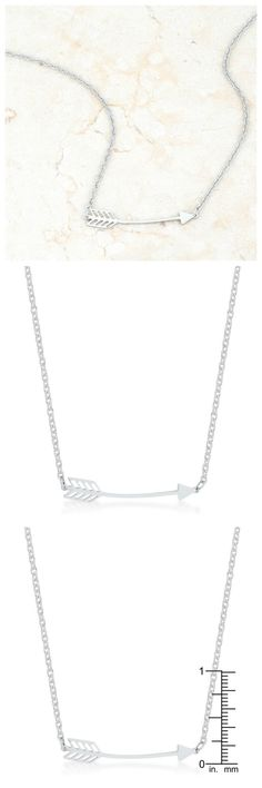 Arrow Necklace. Perfect piece for that special someone.