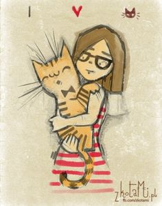 I luv cats :)