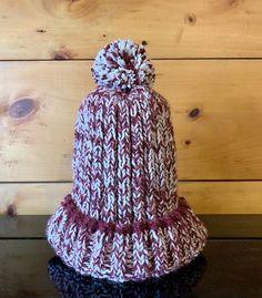 The essential Pom Pom hat. Farm Store, Pom Pom Hat, Maine, Knitting, Hats, Winter, Fashion, Moda, Tricot
