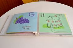 Assign each guest a letter of the alphabet and have them draw a picture to match, then make the results into an ABC book for the baby.