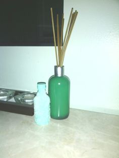 My diffuser.and shot bottle
