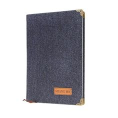 Greenery 8.46''*5.71'' Business Writing Pad with Linen Cover Journal Notebook Diary Lined Pages Daily Planner Nice Gift 96 Sheets (Blue), http://www.amazon.com/dp/B00R7N5990/ref=cm_sw_r_pi_awdm_Rba7vb1JF7YJ6