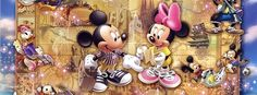 Mickey & Minnie - Timeline