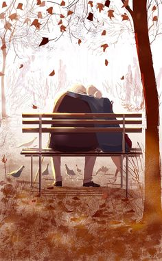 The pleasures of Fall by PascalCampion.deviantart.com on @DeviantArt
