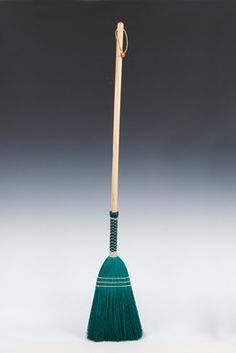 Awesome Broom from Berea College. We have had one for years.  John & Ruth Nutty used to give Berea College gifts & we always loved the craftsmanship & that Berea is a work study program.  You can order directly from the college - check them out!