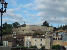 Efimerata_9 Castillos que no puedes dejar de ver en Burgos. Castillo de Miranda de Ebro