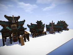 Swamp Houses Building Bundle – Minecraft Building Inc Minecraft Kingdom, Minecraft Castle, Cool Minecraft Houses, Minecraft Buildings, Amazing Minecraft, Minecraft Bedroom, Minecraft Furniture, Minecraft Images, Minecraft Designs