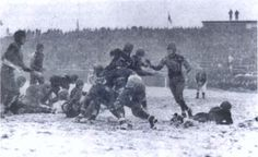 Male - Manual Thanksgiving game, Louisville, Ky., 1929  Snow?