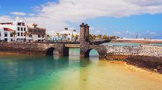 Puente del Arrecife - Lanzarote #lanzarote #islascanarias #viajar