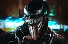 I watched the new trailer for venom and after see how he looks I knew I just HAD to draw him. I just hope Sony don't mess thi. We Are Venom Venom Film, Venom Movie, 4k Hd, Hd 1080p, 2018 Movies, Movies Online, Cool Venom Wallpapers, Anime Comics, Marvel Comics