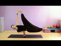 Cat Shanti - Yoga Performance /2014/ - YouTube