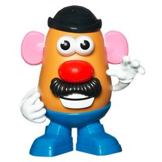 Kids love to play with food, so why not make a toy out of it? Learn how one inventor turned a childhood habit into Mr. Potato Head. - The story of Mr. Potato Head, today on Why Didn't I Think of That? - https://thinkofthat.net/app/mr-potato-head-4/