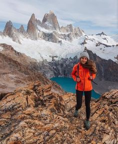 So elated to still be in the presence of the Fitz Roy range, enjoying new views and quality, mindful time with friends after a frightening… Nature Pictures, Travel Pictures, The Fitz, Camping Aesthetic, Nature Adventure, Adventure Time, Go Hiking, Camping Outfits, Outdoor Photos