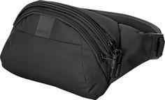 Pacsafe Metrosafe LS120 Anti-Theft Waistpack Black - via eBags.com!