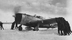 P-47D Thunderbolt, France, Winter 1944